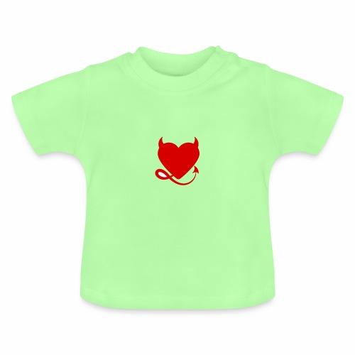 diablita - Camiseta bebé
