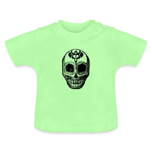 Skull of Discovery - Baby T-Shirt