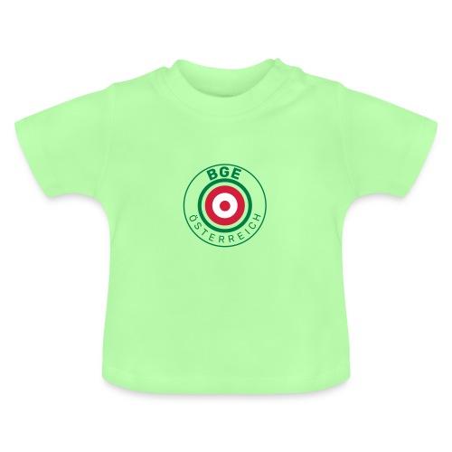 BGE in Österreich mit Fahne - Baby T-Shirt