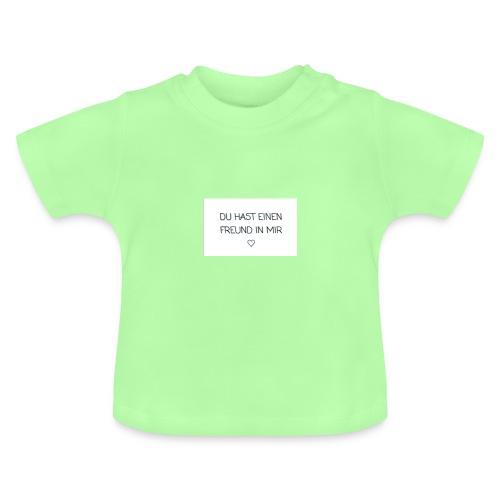Freundschaft - Baby T-Shirt