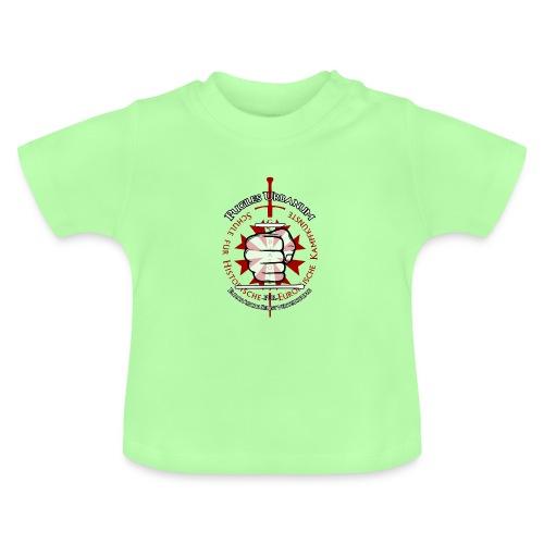 Logo frei PUR mitWa trans - Baby T-Shirt