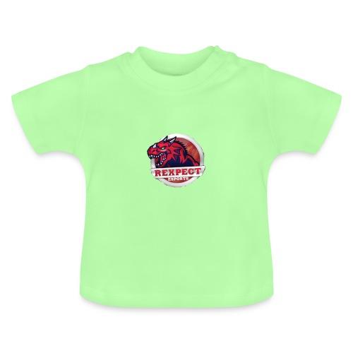 logo rexpect - Maglietta per neonato