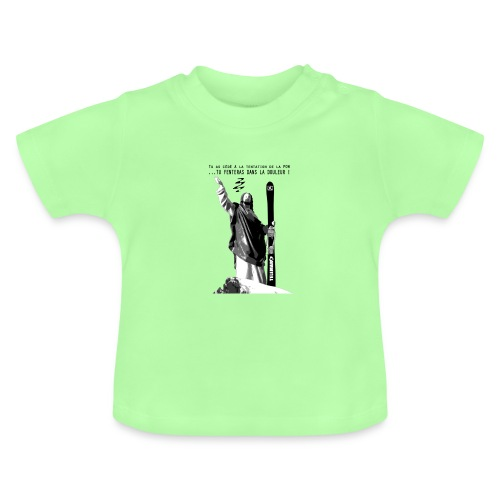 2017 Jesus Telemark - T-shirt Bébé