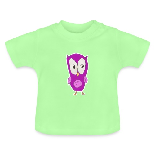 Astrids ugle - Baby T-shirt