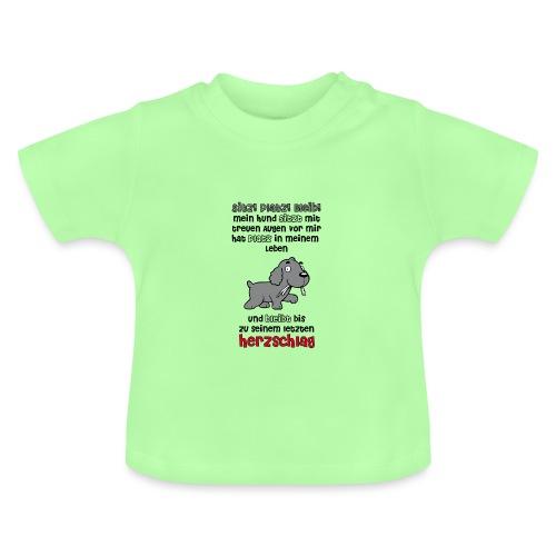 Hund Sitz!Platz!Bleib! - Baby T-Shirt