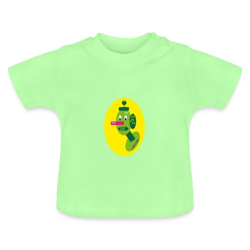 s33 monster - Baby T-Shirt