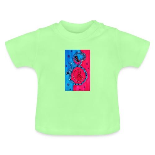 Born - Vauvan t-paita