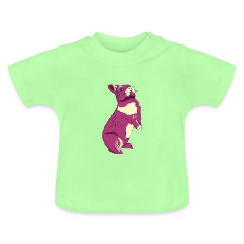 Kaninchen Hasen Häschen Bunny Zwergkaninchen - Baby T-Shirt