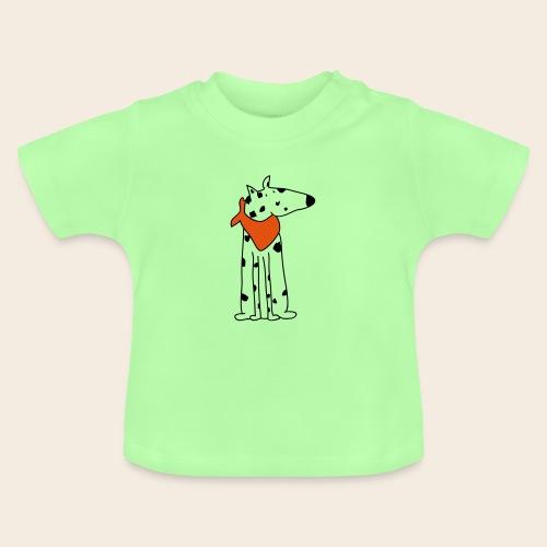 mignon dalmatien - T-shirt Bébé