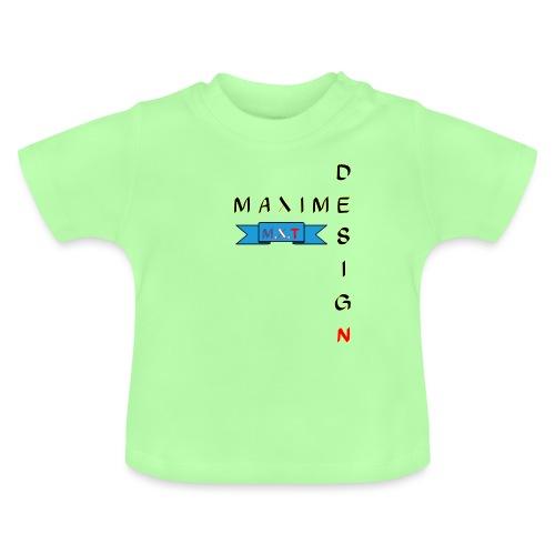 design MAIME M.X.T - T-shirt Bébé