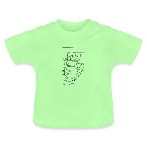 Eigene Hand - Baby T-Shirt