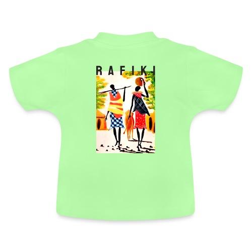 Sct Gemma – Rafiki = Friend - Baby T-shirt