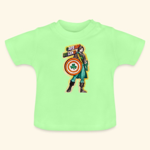CAPTAIN IRELAND AYHT - Baby T-Shirt