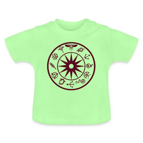 Zwölfkreiskleinhand4 - Baby T-Shirt