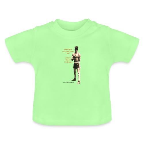 Fight Antigypsyism Johann Rukeli Trollmann - Baby T-Shirt