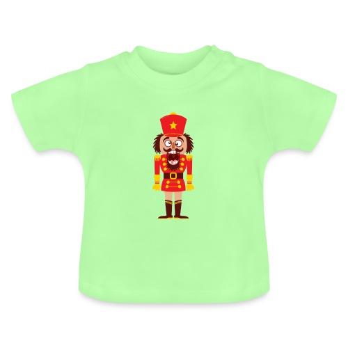 A Christmas nutcracker is a tooth cracker - Baby T-Shirt