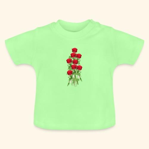 rote rosen - Baby T-Shirt
