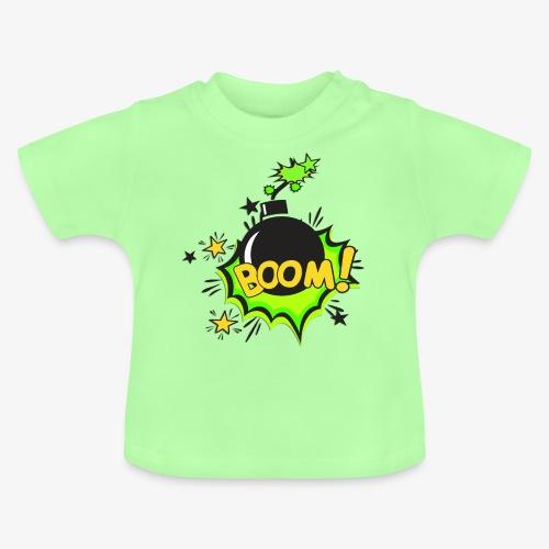 Serie Animaciones de los 80´s - Camiseta bebé