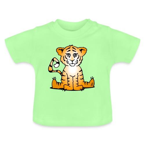 Tiger cub - Baby T-Shirt