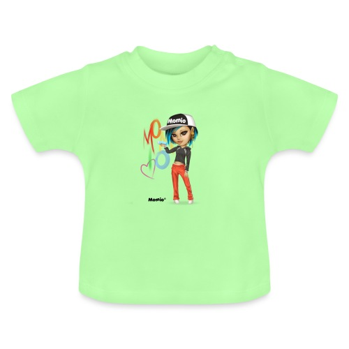 Maya - von Momio Designer Cat9999 - Baby T-Shirt