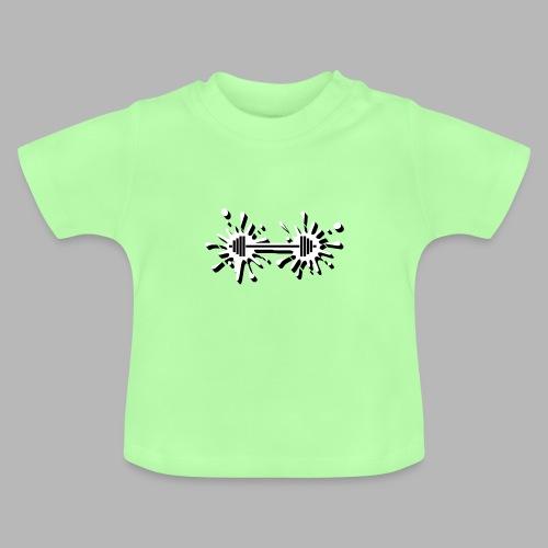 Hantel Splash - Baby T-Shirt