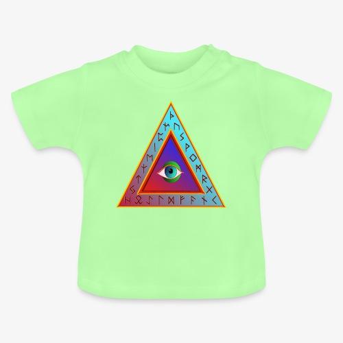 Dreieck - Baby T-Shirt