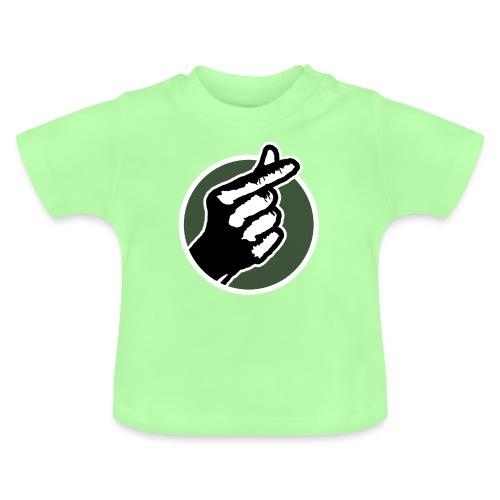 Koreaans Vingerhartje - Baby T-shirt