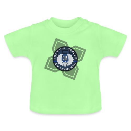 TFS Badge Bleu - T-shirt Bébé
