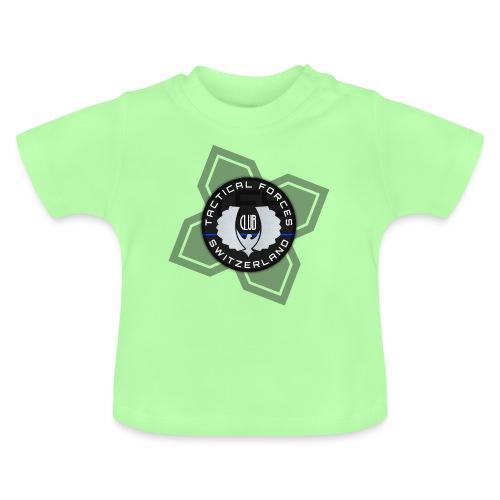 TFS Badge Black - T-shirt Bébé