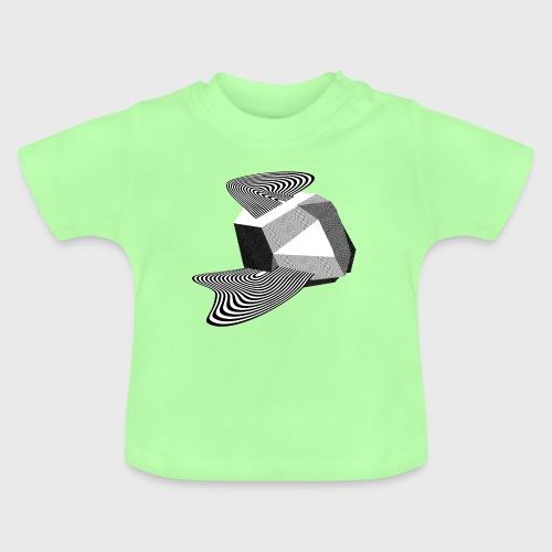 Sharp Curves - T-shirt Bébé