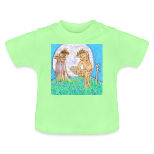 Arthur & Guinevere.. before things got complicated - Baby T-Shirt