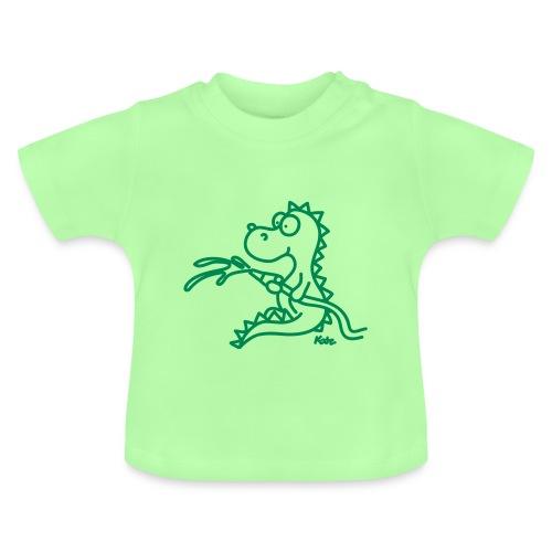 Feuerwehrdrache - Baby T-Shirt