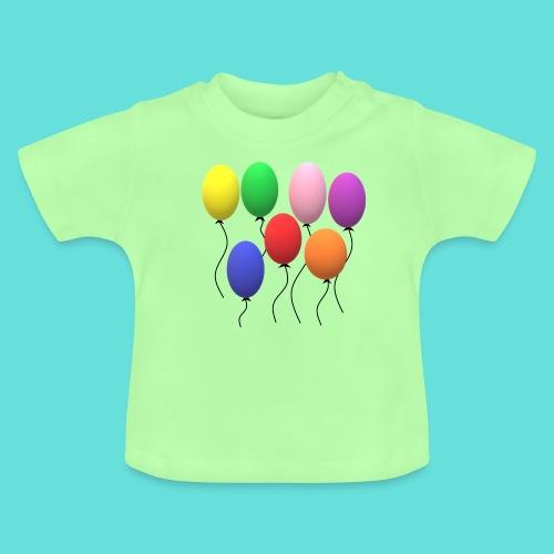 ballons - T-shirt Bébé