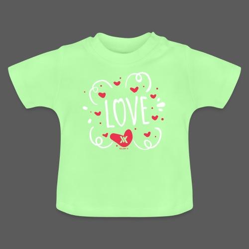 Love - Camiseta bebé