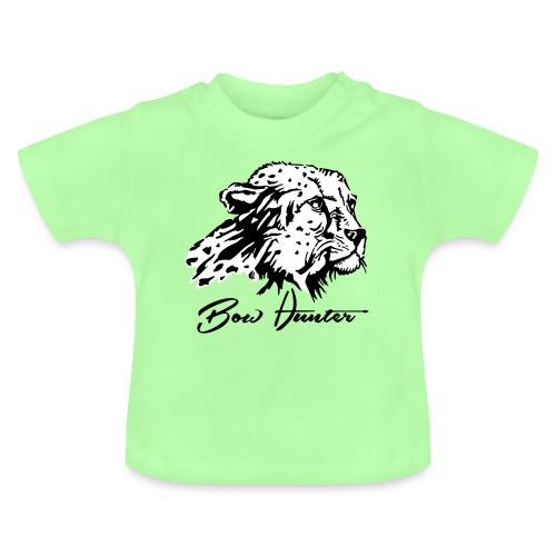 Bow Hunter Gepard 2 färbig - Baby T-Shirt