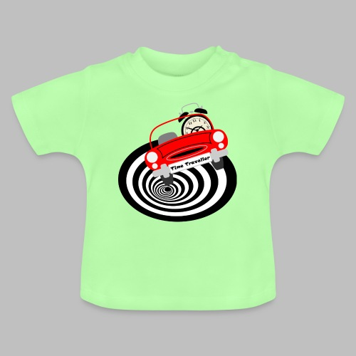 Time Traveller - Baby T-Shirt