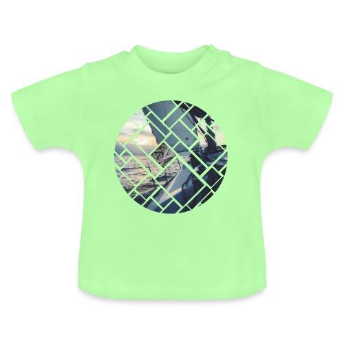 Ocean Sailing Graphic Design - Baby T-Shirt