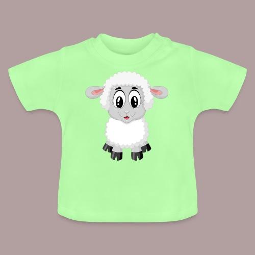 agnellino - Maglietta per neonato