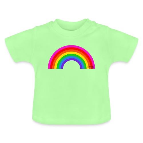 Rainbow - Vauvan t-paita