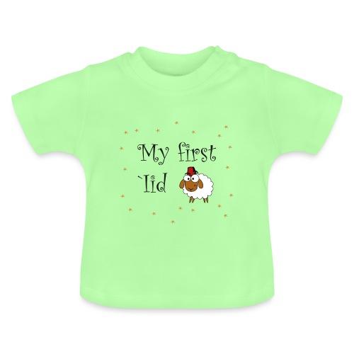 myfirstIid4 - Baby T-Shirt