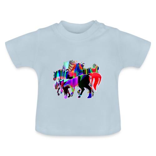 Die Familie - T-shirt Bébé