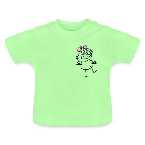 Lill-Inga Rosa - Baby-T-shirt