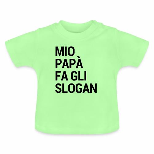 Maglietta bebé - Maglietta per neonato