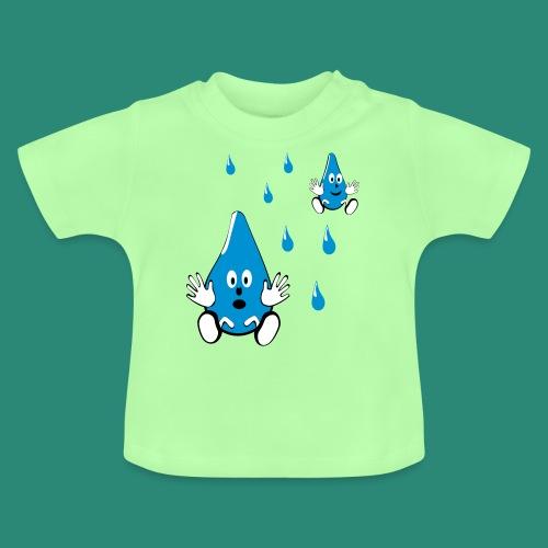Tropfen - Baby T-Shirt