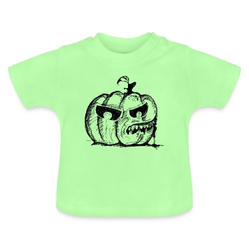 Pumpkin Terror - Baby T-Shirt