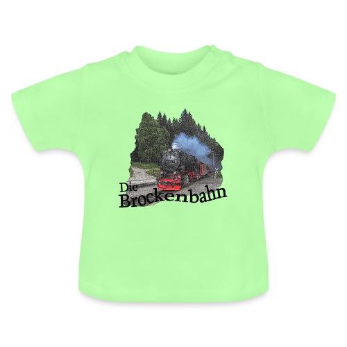 brockenbahn dampflok schierke 1 - Baby T-Shirt