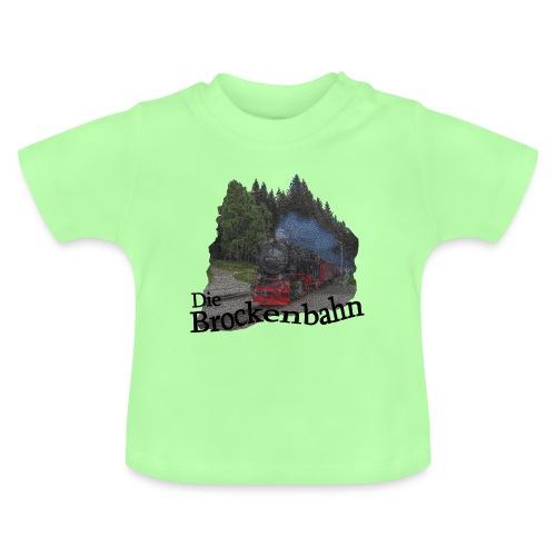 brockenbahn dampflok schierke 3 - Baby T-Shirt