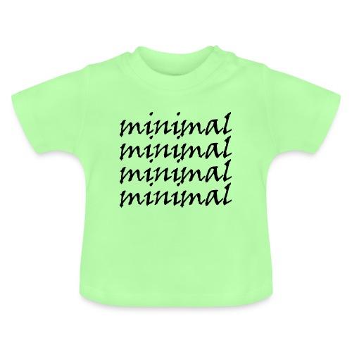 Minimal Design - Baby T-Shirt