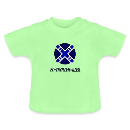 DISEÑO EL TROLLER ALEX EVO - Camiseta bebé