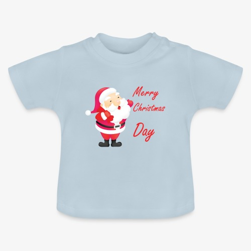 Merry Christmas Day Collections - T-shirt Bébé